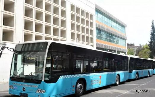 14-15 Temmuz'da Otobüsler Ücretsiz