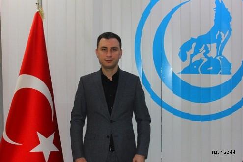 """""""19 Mayıs Türk'ün ikinci kez Ergenekon'dan çıkışıdır"""""""