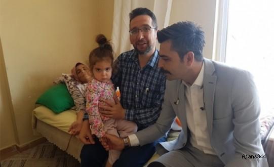 4 yaşındaki Elif 4 kardeşi ile annesiz kalmasın