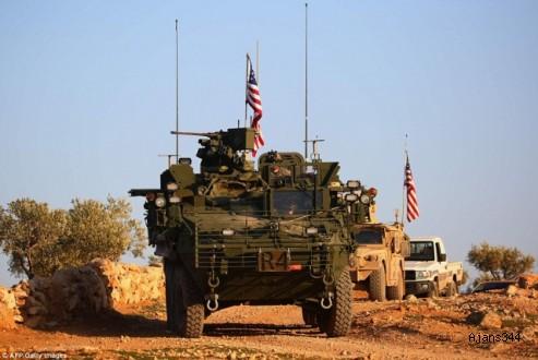 ABD'den Suriye'de yeni operasyon