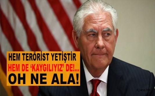 ABD'li Bakan: Operasyondan Kaygılıyız