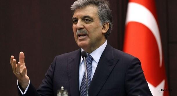 Abdullah Gül'den Kendisine Yapılan Eleştirilere Yanıt!
