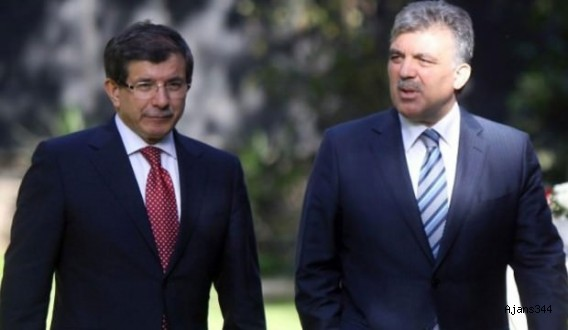 Abdullah Gül ve Davutoğlu'na sert tepki!