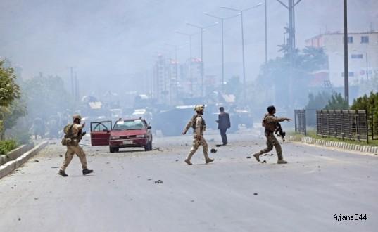 Afganistan'da kanlı çatışma: 16 ölü