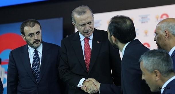 AK Parti Başkan Adaylarını Açıklıyor!