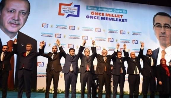 AK PARTİ'DE ADAY TANITIM TOPLANTISI YARIN!