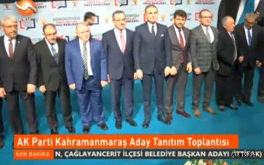 Ak Parti Kahramanmaraş adaylarını resmen açıkladı