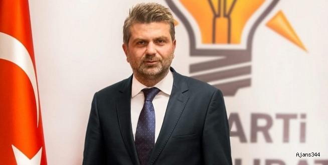 Ak Parti Kahramanmaraş'ta yeni il başkanı belli oldu