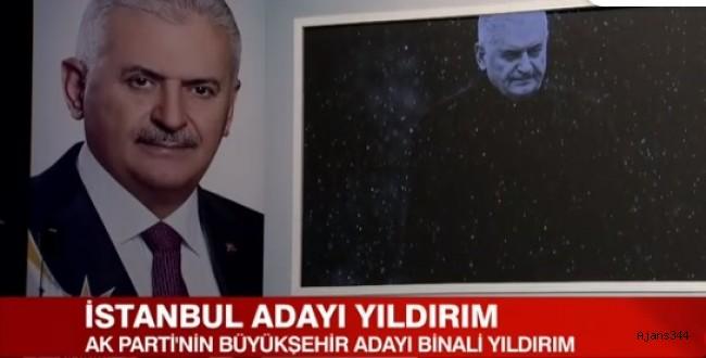 Ak Parti'nin İstanbul adayı: Binali Yıldırım