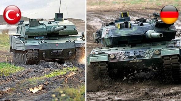 Alman basınından Leopard iddiası!