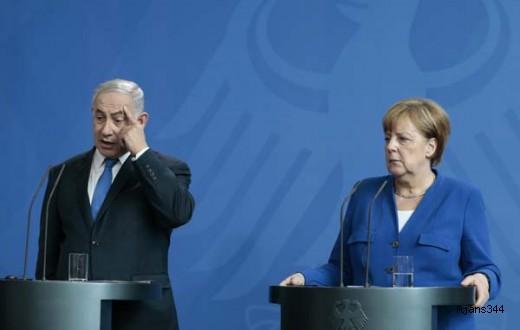 Almanya'dan İsrail'e şok!