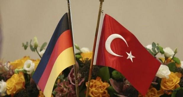 Almanya'dan Türkiye'ye teşekkür!