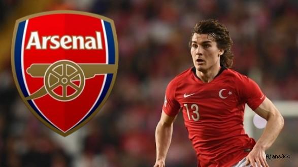 Arsenal Çağlar Söyüncü transferini bitiriyor