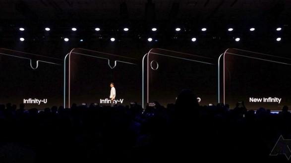 Artık Samsung Telefonlarda da Çentik Olacak