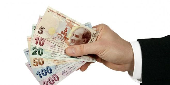 Asgari ücret 1603 lira!