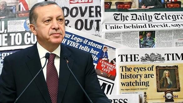 Avrupa'da Türkiye'yi eleştirirseniz...