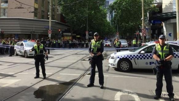 Avusturalya'da bıçaklı saldırı!