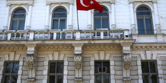 Avusturya'da Türk konsolosluğuna saldırı