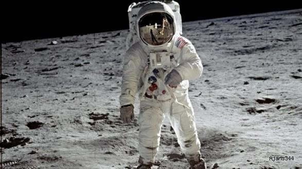 Ay'ın Herhangi Bir Atmosferi Bulunuyor mu?