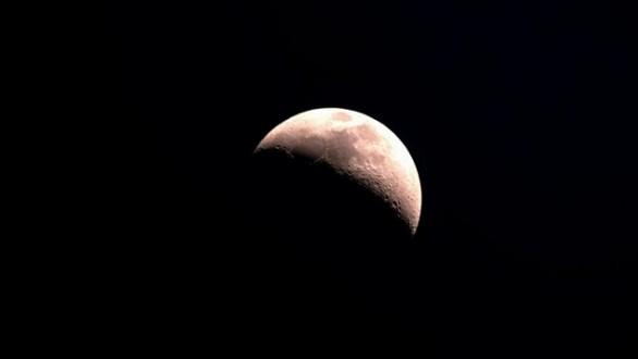 Ay üzerinde insansız robot üs projesi
