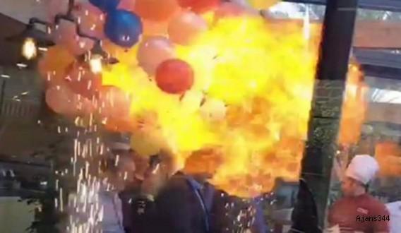 Balonlara önlem geliyor!