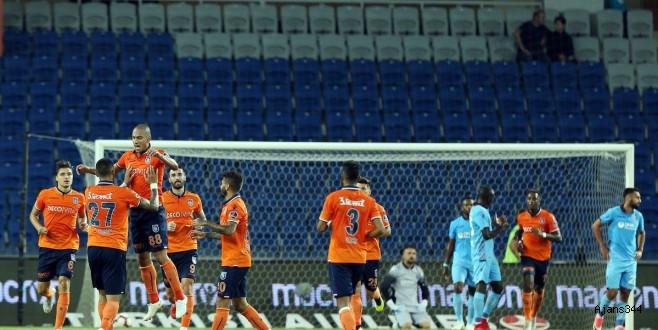 Başakşehir 3 Puanla Başladı: 2-0