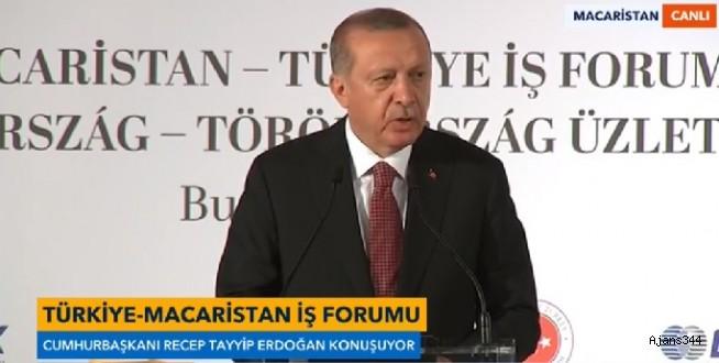 Başkan Erdoğan'dan kritik açıklama