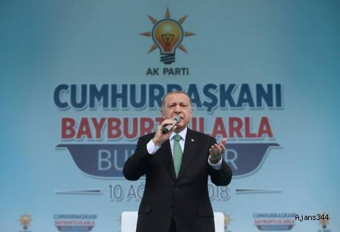 Başkan Erdoğan'dan Türkiye'ye kritik çağrı!