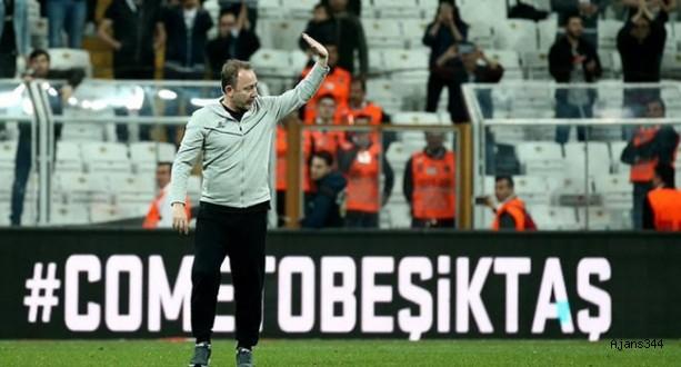Beşiktaş'ta tek yol Sergen Yalçın