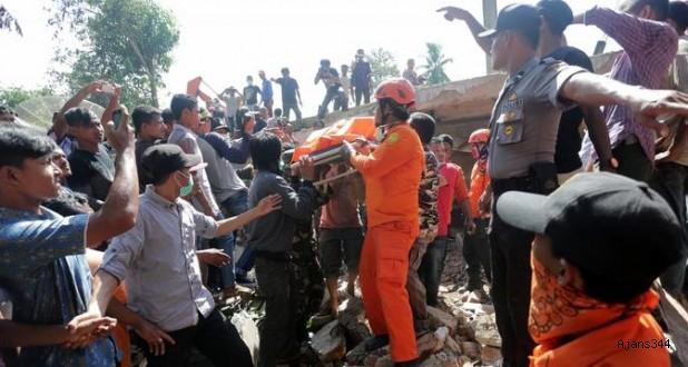 Bilanço ağır oldu: 347 ölü