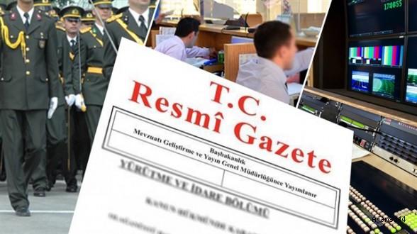 Bin 823 kamu çalışanına görev iadesi