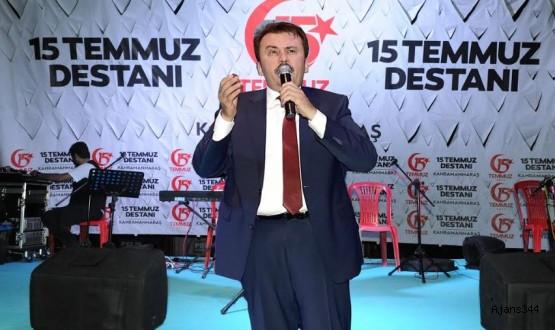 Büyük Türk Milletinin Son Destanı; 15 Temmuz