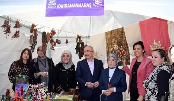BÜYÜKŞEHİR MARDİN'DE FESTİVALE KATILDI