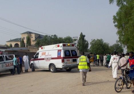 Camiye intihar saldırısı: 42 ölü 68 yaralı
