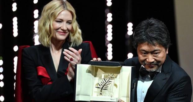Cannes'da Altın Palmiye Japon Yönetmene Verildi