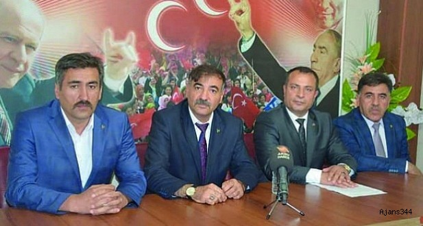 CUMHUR İTTİFAKIN'DA ERDOĞAN'A, MİLLETVEKİLLİĞİNDE MHP'YE