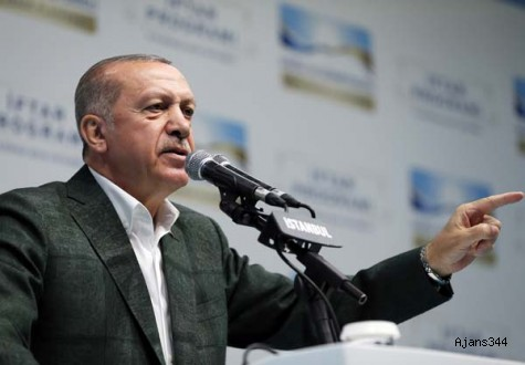 Cumhurbaşkanı Erdoğan'dan Avrupa'ya: