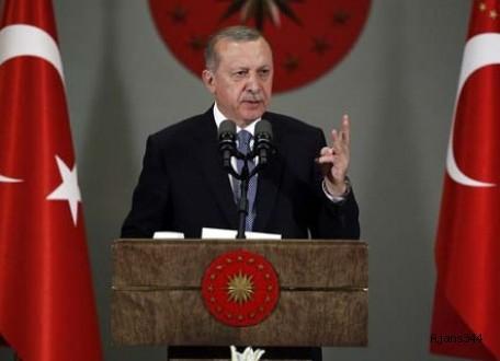 Cumhurbaşkanı Erdoğan'dan 'döviz' çağrısı