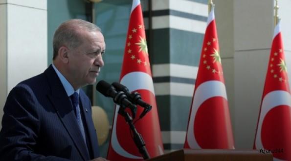"""""""Türkiye büyüdükçe, zenginleştikçe refah seviyesi artacak"""""""