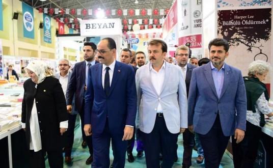Cumhurbaşkanı Sözcüsü Kalın Kahramanmaraş'ta