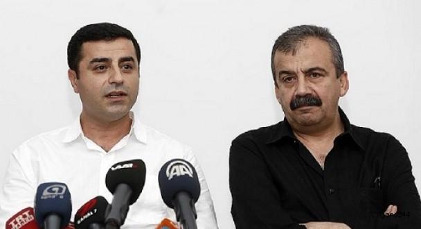 Demirtaş ve Önder'in hapis cezaları onandı