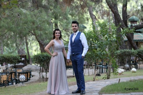 Dilbaz evliliğe ilk adımı attı