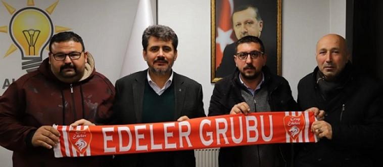 EDELERİN ABİSİ ÖMER ORUÇ BİLAL DEBGİCİ...