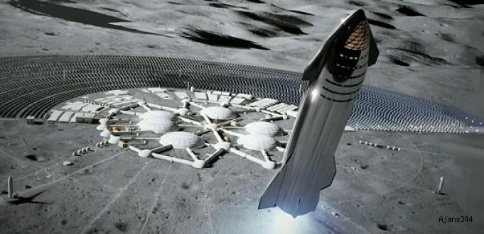 Elon Musk, uzaya insan taşıyacak