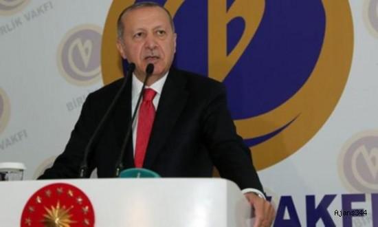 Erdoğan'dan YSK'ya teşekkür!