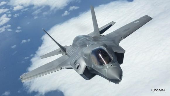 F-35'in gizli verileri bizde!