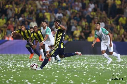 Fenerbahçe 3 puanla başladı: 2-1