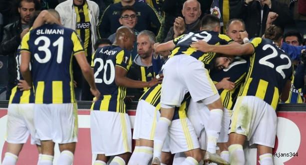Fenerbahçe ikinci yarılarda atıyor!
