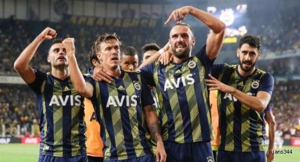 Fenerbahçe takibi sürdürdü: 2-1