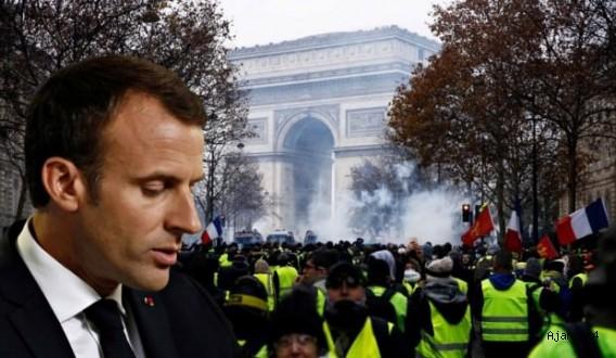 Fransa'daki krizin perde arkası!